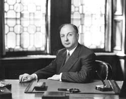 Samuel Bronfman Canadian businessman, philanthropist