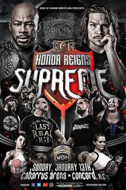 Image result for roh honor reigns supreme 2019