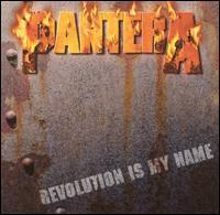 Revolution Is My Name 2000 single by Pantera