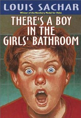 There's a Boy in the Girls' Bathroom - Wikipedia, the free ...boy girls