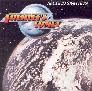 <i>Second Sighting</i> 1988 studio album by Frehleys Comet