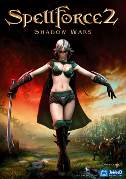 Spellforce 2 - Shadow Wars Coverart.jpg