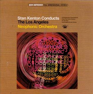 <i>Stan Kenton Conducts the Los Angeles Neophonic Orchestra</i> 1965 album by Stan Kenton