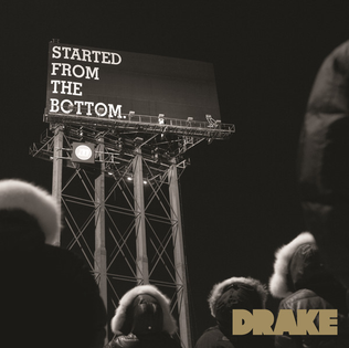 Drake — Started from the Bottom (studio acapella)