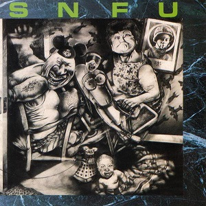 <i>Better Than a Stick in the Eye</i> 1988 studio album by SNFU