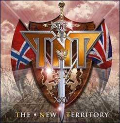 <i>The New Territory</i> 2007 studio album by TNT