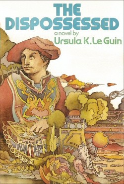 1974 science fiction novel by Ursula K. Le Guin
