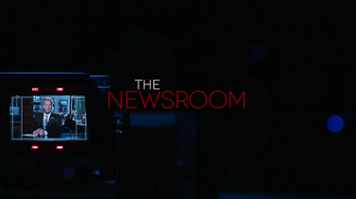 Picture of a TV show: Newsroom