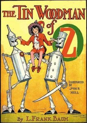 the tin woodman of oz wikipedia