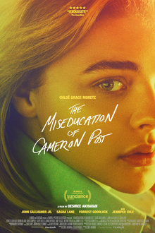 The Miseducation Of Cameron Post Film Wikipedia
