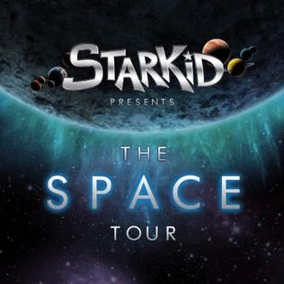 <i>The SPACE Tour</i> (album) 2012 live album by StarKid Productions