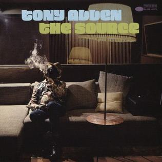 <i>The Source</i> (Tony Allen album) 2017 studio album by Tony Allen