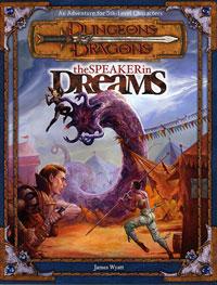 Cover of The Speaker in Dreams