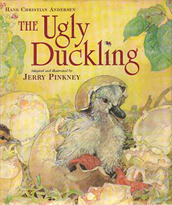 <i>The Ugly Duckling</i> (Pinkney book)