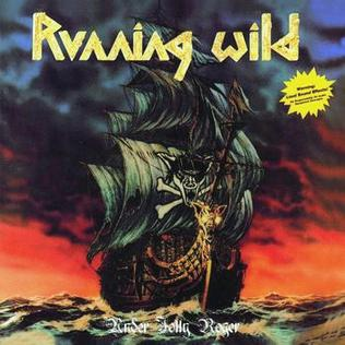<i>Under Jolly Roger</i> 1987 studio album by Running Wild
