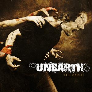 <i>The March</i> (album) 2008 studio album by Unearth