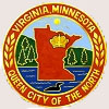 Official seal of Virginia, Minnesota