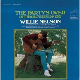 <i>The Partys Over and Other Great Willie Nelson Songs</i> 1967 studio album by Willie Nelson