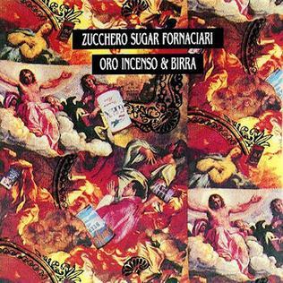 <i>Oro Incenso & Birra</i> 1989 studio album by Zucchero