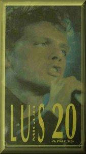 <i>Luis Miguel: 20 Años</i> 1991 video by Luis Miguel