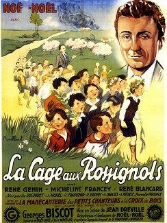 Cage aux Rossignols (1945)…