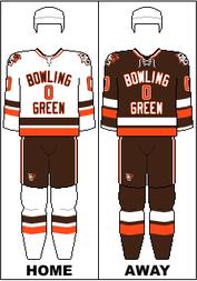 Bowling Green Falcons mens ice hockey