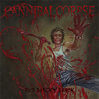 <i>Red Before Black</i> 2017 studio album by Cannibal Corpse