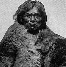 Captain John, leader of the Yosemite-Mono Lake Paiutes Captain John Paiute Poko Tucket.jpg