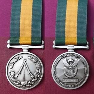 Closure Commemoration Medal