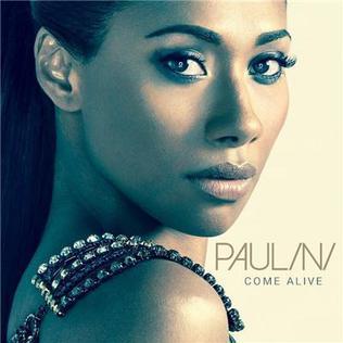 <i>Come Alive</i> (Paulini album) 2015 studio album by Paulini