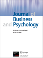 Cover Journal of Business and Psychology.jpg