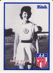 Daisy Junor Canadian baseball player and golfer