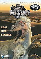 <i>Dinosaur Planet</i> (TV series) documentary