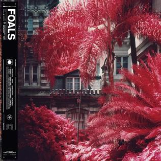 <i>Everything Not Saved Will Be Lost – Part 1</i> 2019 studio album by Foals