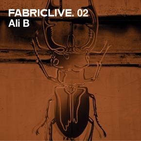 <i>FabricLive.02</i> 2002 mixtape by Ali B
