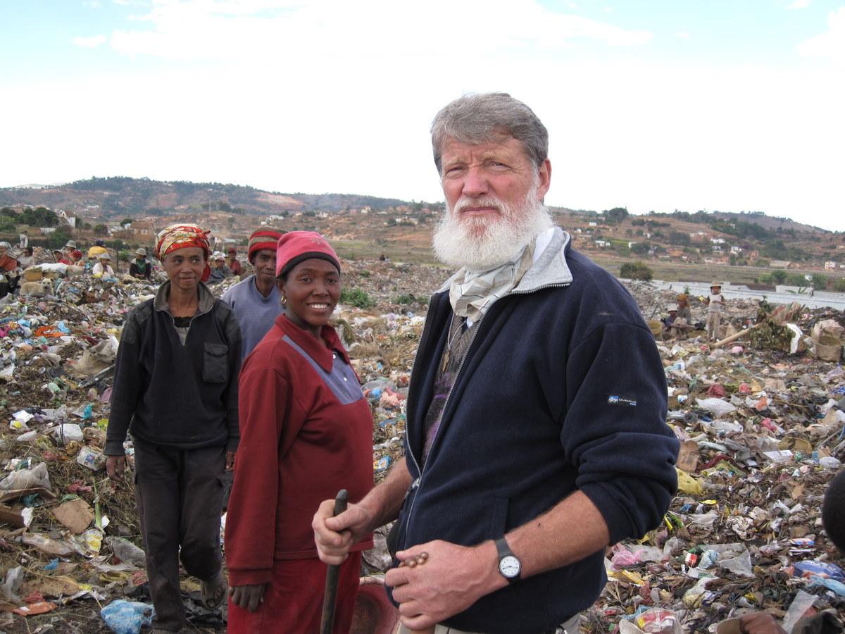 El argentino que rescató a 500.000 africanos del hambre