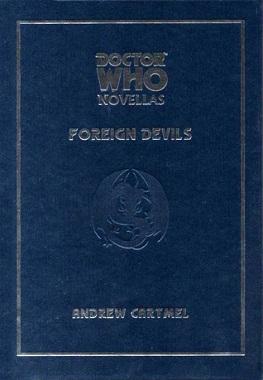 novel by Andrew Cartmel