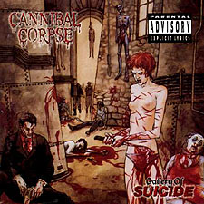 <i>Gallery of Suicide</i> 1998 studio album by Cannibal Corpse