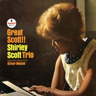 shirley scott - great scott impulse a-67