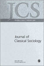 Journal of Classical Sociology journal Front Cover.jpg
