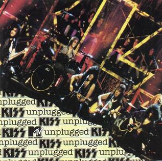 <i>Kiss Unplugged</i> 1996 live album by Kiss