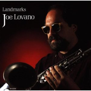 <i>Landmarks</i> (Joe Lovano album) 1990 studio album by Joe Lovano