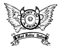 Mad Rollin Dolls logo