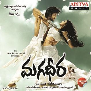 Magadheera (soundtrack) - Wikipedia