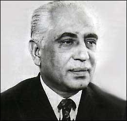 Malik Meraj Khalid Pakistani politician