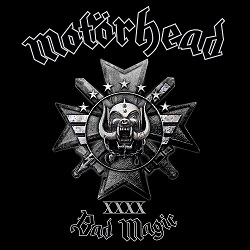 <i>Bad Magic</i> 2015 studio album by Motörhead