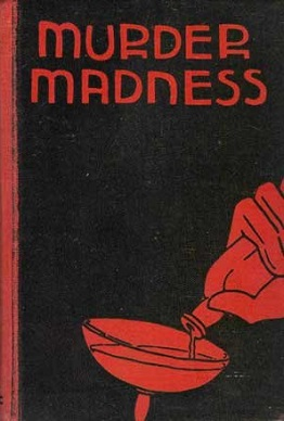 <i>Murder Madness</i> book by Murray Leinster