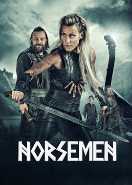 Picture of a TV show: Norsemen