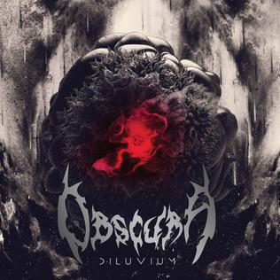 <i>Diluvium</i> (album) 2018 studio album by Obscura