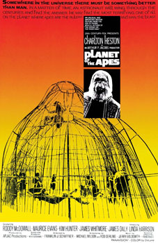 Planet of the Apes (1968) PlanetoftheapesPoster